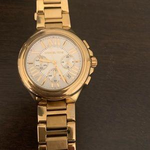 Michael Kors Gold Camille Watch MK5635